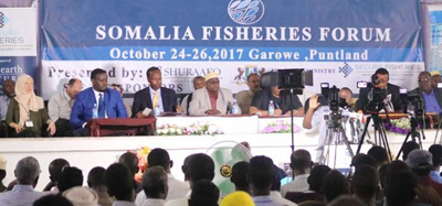 Somali Fisheries Forum 2017 Cover