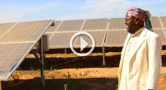 Solar Wind Energy Somalia