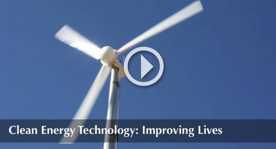 Clean Technology in Somalia