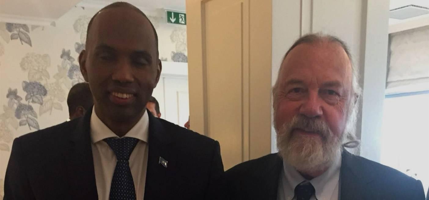 Somalia Business Fund Kick Off