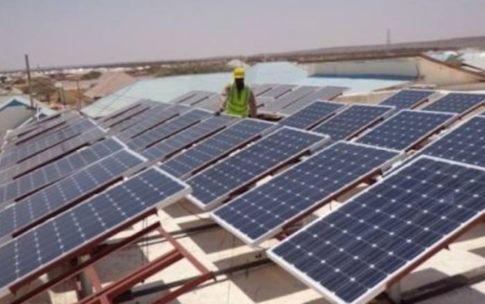 Solar Energy Consulting and Construction Company Somalia