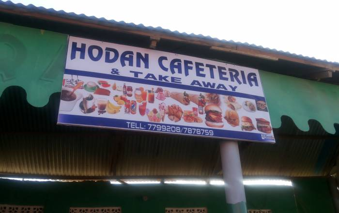 Hodan Fish and Chicken House Somalia