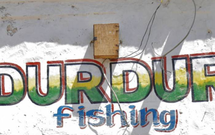 Dur Dur Fishing Somalia