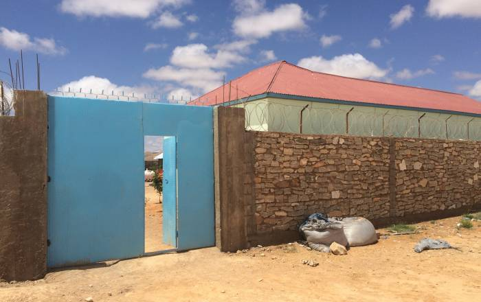 Soma Chicken Farm Somalia