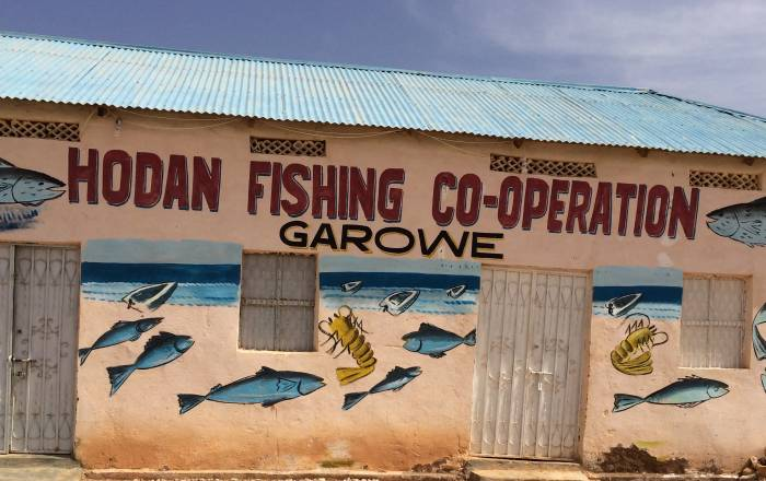 Hodan Fishing Cooperative Somalia