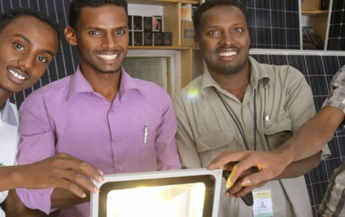 Golis Solar Company Somalia