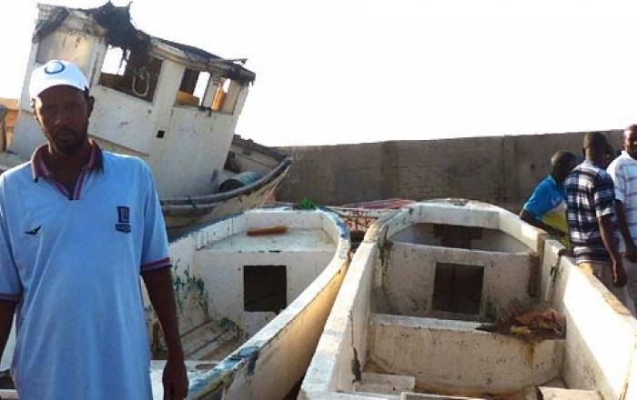 Raas Kateeb Fishing Somalia