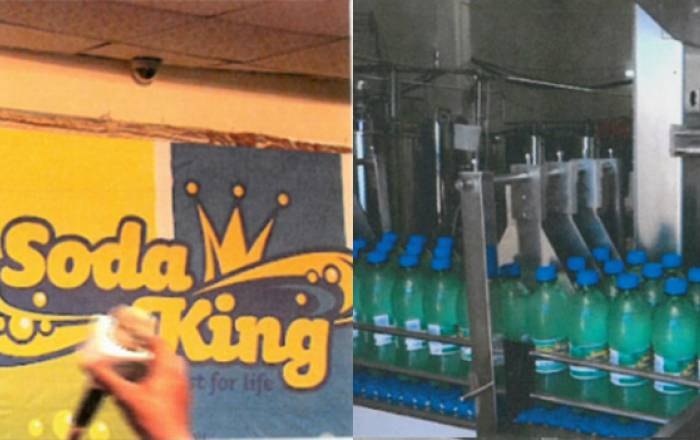 Somalia Soda King