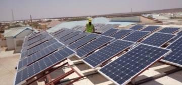 Solar Energy Consulting and Construction Company Somalia