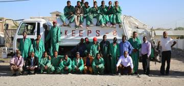 Kaafi Enterprise for Environmental Protection and Sanitation | Invest in Hargeisa