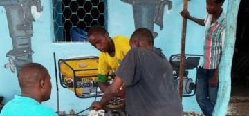 Corno Africa Fishing Company