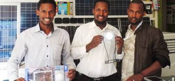 Solar Power Somalia
