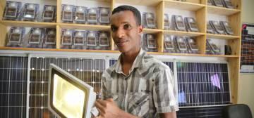 Powering Progress Somalia