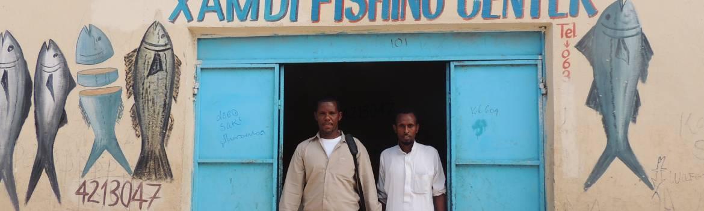 Xamdi Fishing Somalia