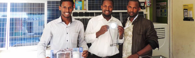 Solar Power Somalia