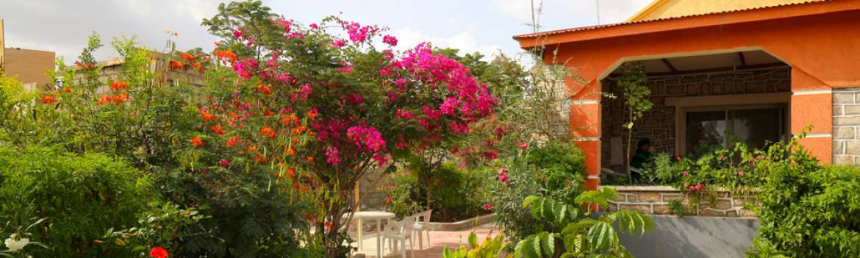 Lake Asal Restaurants and Apartments Somalia