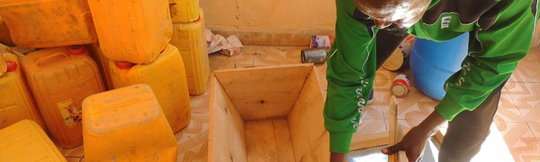 Qalah Beekeeping Center Somalia