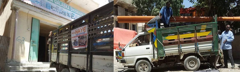 Transport Construction Materials