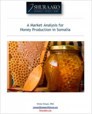 Honey Business in Somalia