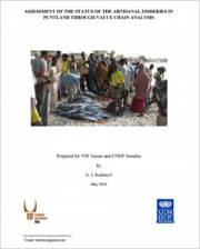 puntland fisheries report